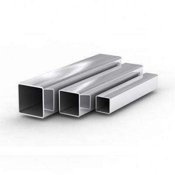 Труба квадратная алюминиевая 15х15х1,5х6000 АД31Т1