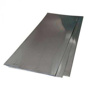 Лист титановый 1х500х1000 мм ВТ1-0