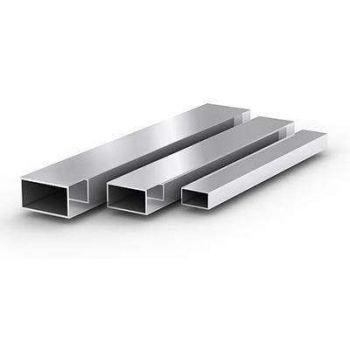 Труба прямоугольная алюминиевая 20х10х1,5х6000 АД31Т1