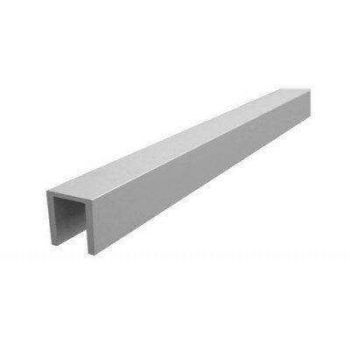Швеллер алюминиевый15х15х15х1,5х6000 АД31Т1