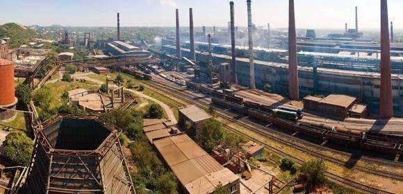 На территории Крыма построят металлургический завод