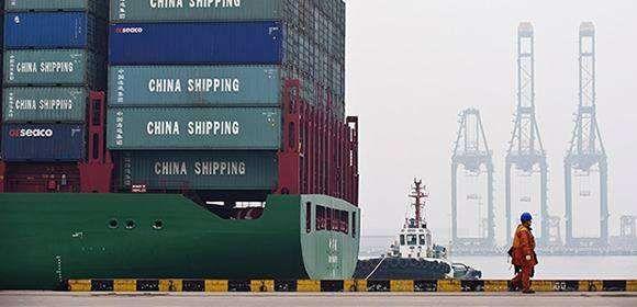 Снижение китайского экспорта стали до семимесячного минимума
