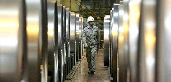 Китай сокращает экспортные поставки нержавеющей стали