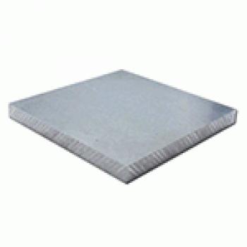 Плита алюминиевая 110х1200х3000 Д16Б