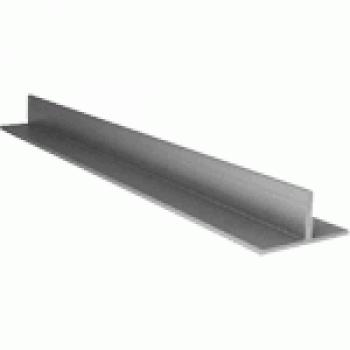 Алюминиевый тавр 30х20х1,5 Серебро (длина - 3 м)