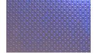 Лист нержавеющий AISI 304 0.5х1219х2438 декорированный лён (Linen)